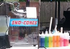 10 Combinations of Snow Cone flavors